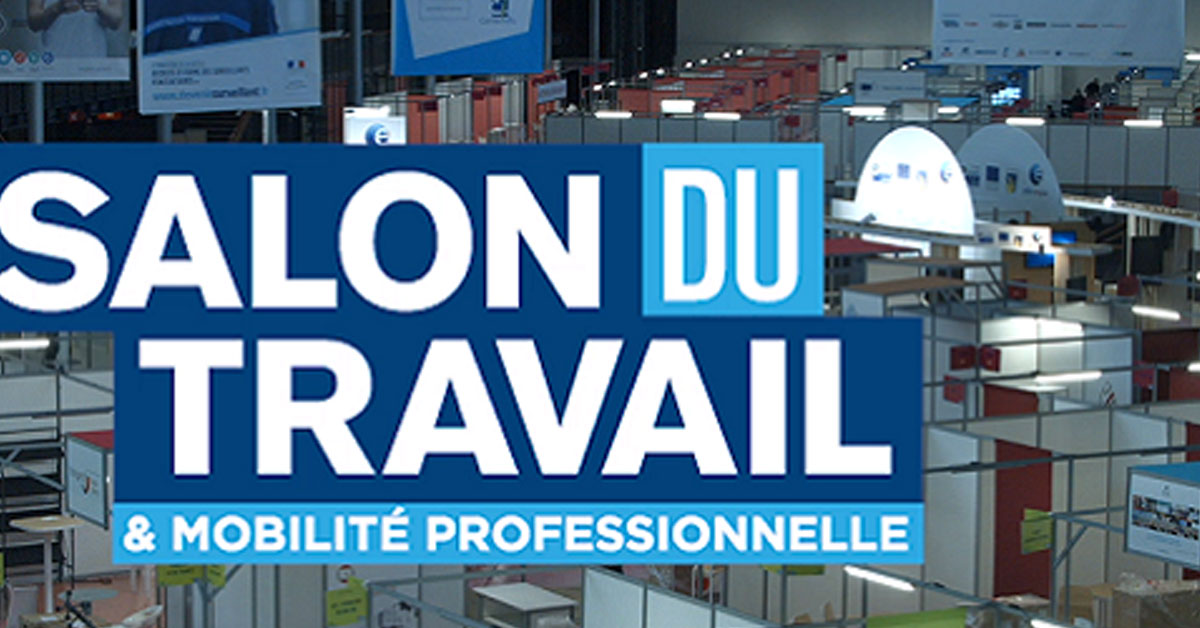 5 raisons d'aller à un salon Emploi / Formation