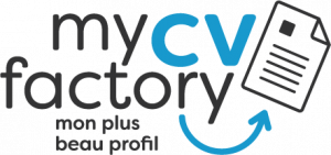 logo my cv factory