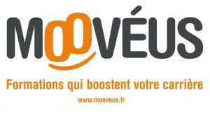 Logo Moovéus, formations qui boostent votre carrière