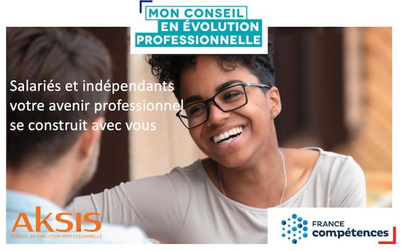AKSIS Martinique : le CEP des salariés et indépendants